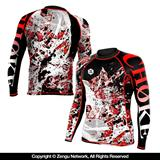 Newaza Apparel Choke Rashguard